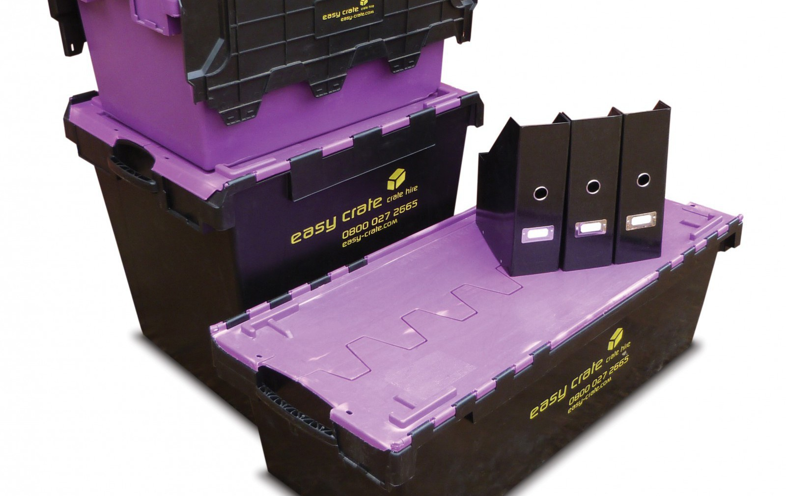 Crates from 6p
