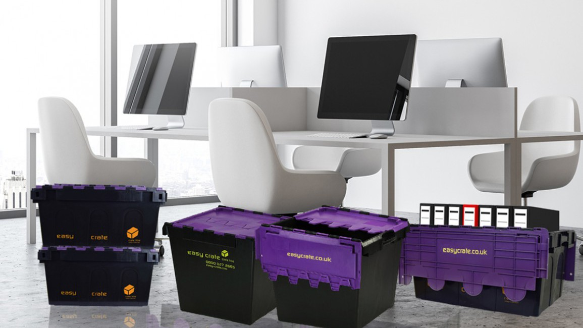 The Secret to Safely Moving your Computers: Easycrates!