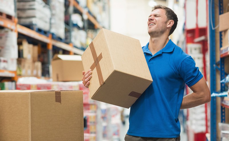 Manual Handling of Heavy Items and What You Need to Know!
