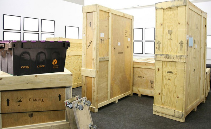 Easycrate for Museum and Art Gallery Relocations!
