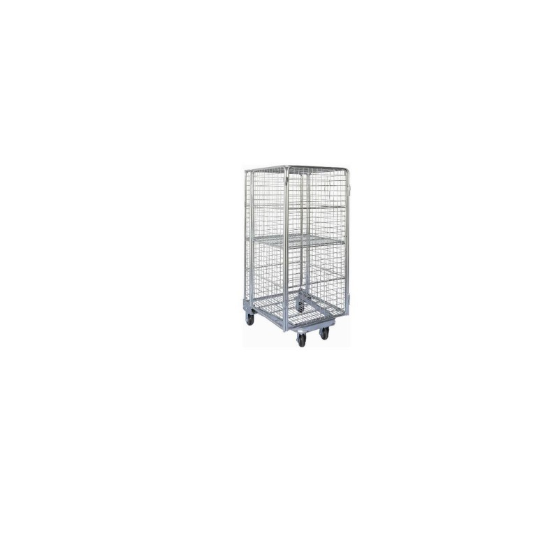ECSC - Secure Roll Cage x 1 Shelf